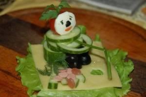 постный бутерброд